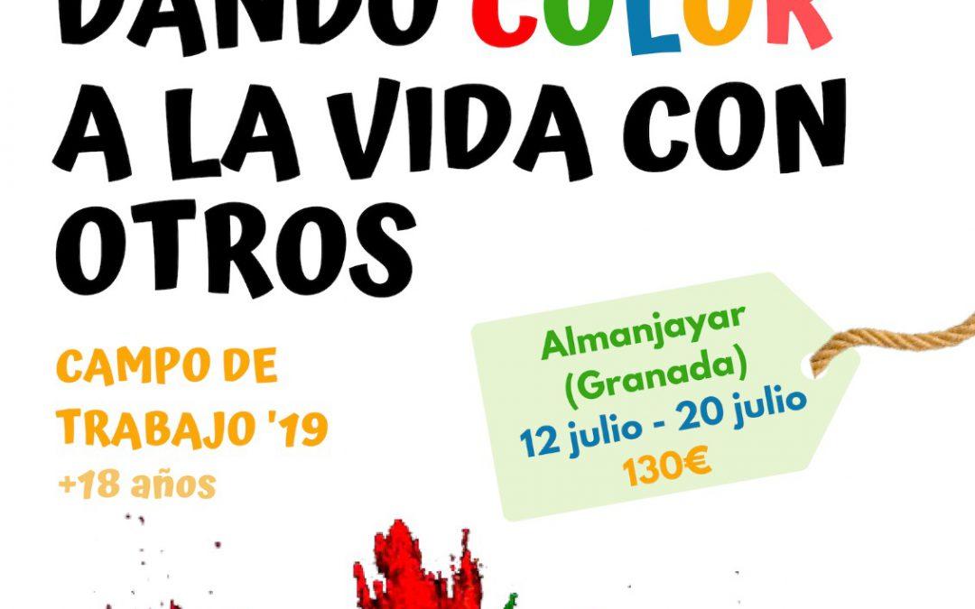 Voluntariado verano (>18años) barrio Almanjayar-Granada
