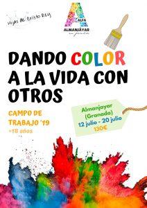 Voluntariado verano (>18años) barrio Almanjayar-Granada @ Residencia universitaria Hijas de Cristo Rey Granada | Granada | Andalucía | España