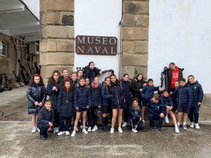 Visita de 6º al Museo Naval